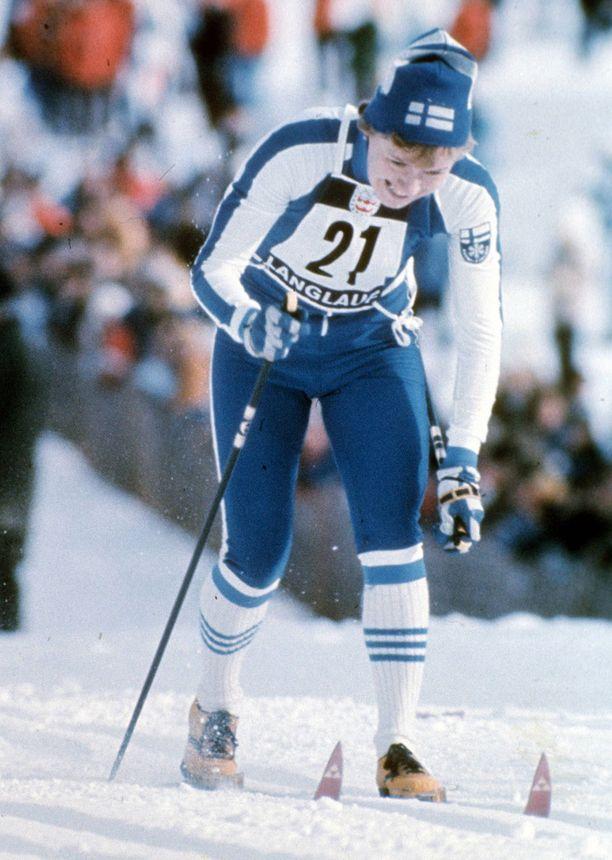 Helena Takalo, 1976
