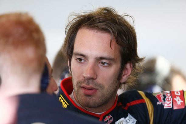 Jean-Eric Vergne koki monille tutun ja karun kohtalon Toro Rossolla.