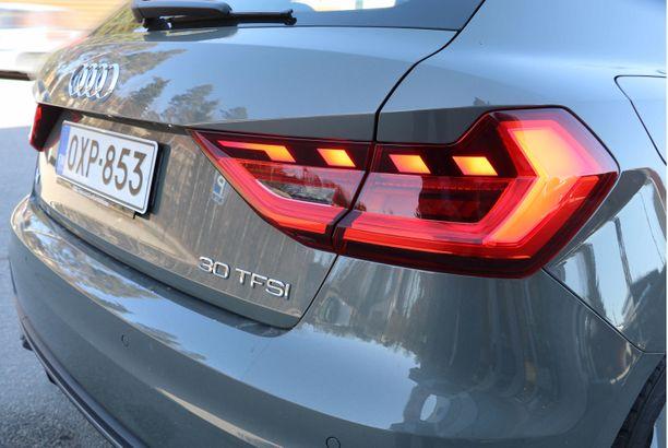 Audin uudet mallinimet voivat hämätä: tämä tarkoittaa 1,0-litraista malliversiosta. 1,5-litraisen mallinimi on 35 TFSi.