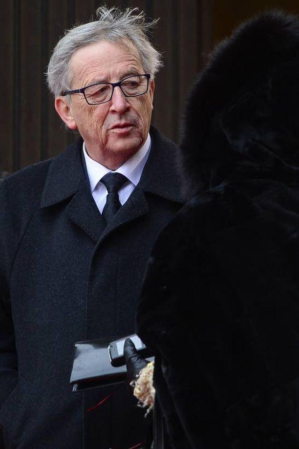– Isoissa asioissa isompi ja kunnianhimoisempi, mutta pienissä asioissa pienempi ja pidättyväisempi, linjaa puheenjohtaja Jean-Claude Juncker EU:ta.