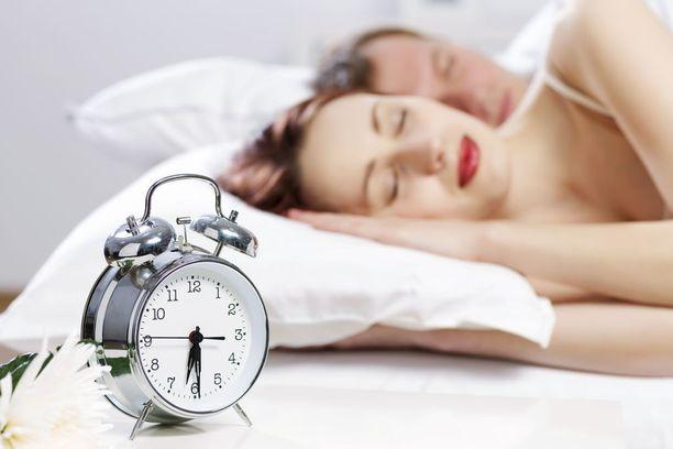 Unentarve tarkoittaa sitä aikaa, jonka kukin tarvitsee elpyäkseen riittävästi ja tunteakseen olonsa seuraavana päivänä virkeäksi ja levänneeksi.