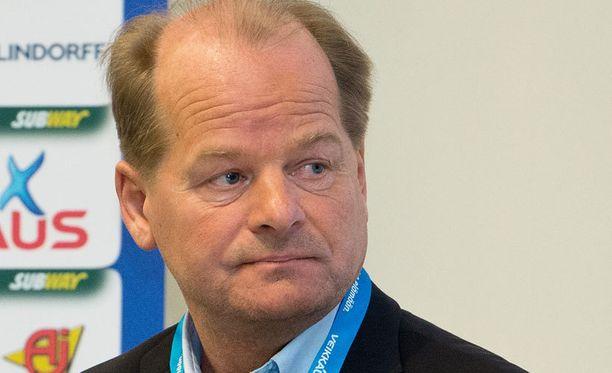 Antti Muurisella on sukset ristissä Mypan kanssa.