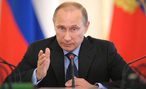 Putinin mukaan Venäjä on valmis edelleen suojelemaan ulkomailla olevia venäläisiä.