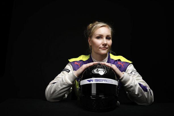 Emma Kimiläiseltä kiellettiin osallistuminen W Seriesin toiseen osakilpailuun Belgian Zolderissa.
