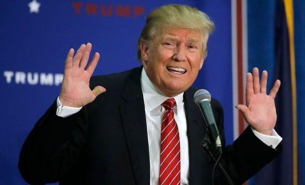 Donald Trump on Yhdysvaltain presidentin Barack Obaman mukaan loistava hankkimaan republikaanien tarvitsemaa julkisuutta, mutta se ei kanna loppuun asti.