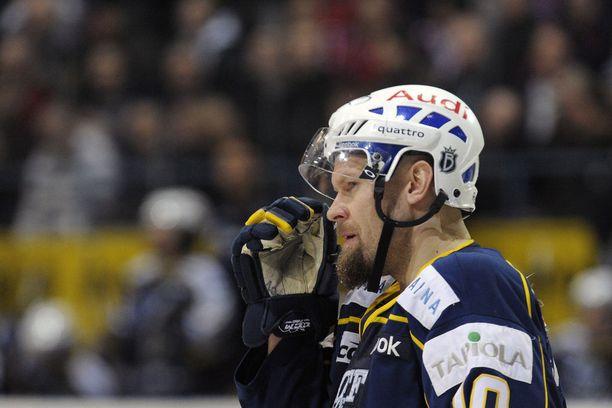 Karalahti Espoo Bluesin väreissä vuonna 2011.