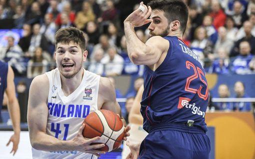"""Susijengin ennakkoluulottomin pelaaja kohtasi Serbian valtavan körmyn – näin siinä kävi: """"Kun on noin iso mörkö"""""""