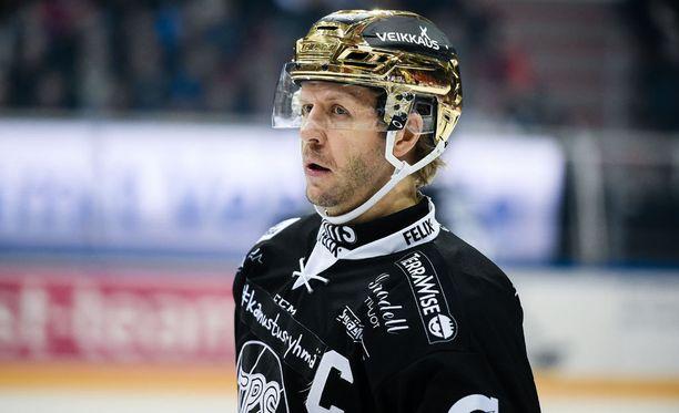 Tomi Kallio jatkaa uraansa Turun Palloseurassa.