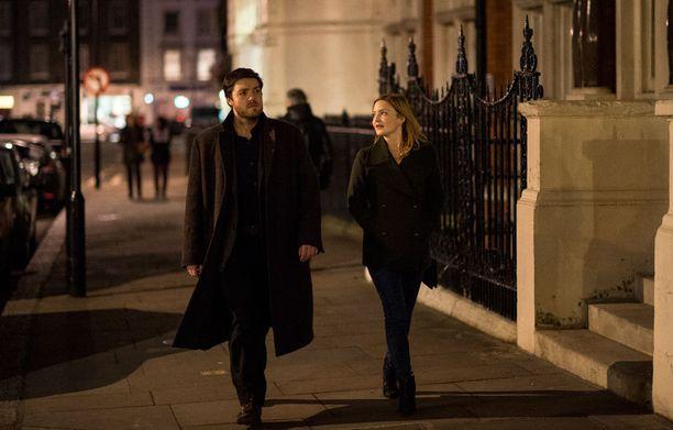 Sarjan tapahtumat sijoittuvat Lontoon kaduille.