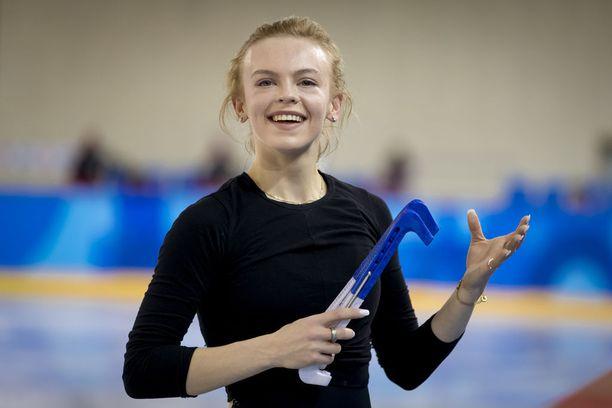 Emmi Peltosen olympiadebyytti on vuorossa keskiviikon vastaisena yönä Suomen aikaa.