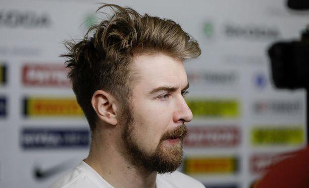Pekka Jormakka on saanut MM-kisojen aikana viljalti kritiikkiä tehottomuudestaan.