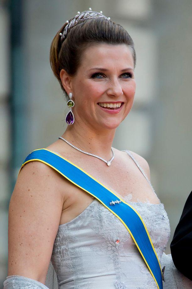 Märtha Louise on syntynyt vuonna 1971.