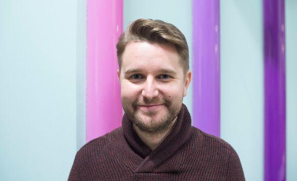 Joonas Nordman toimii Putouksen ohjaajana.