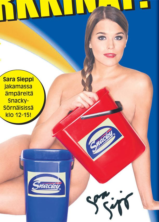 Tästä mainoksesta miehet pitivät, mutta naisilta pikaruokaketju sai noottia.