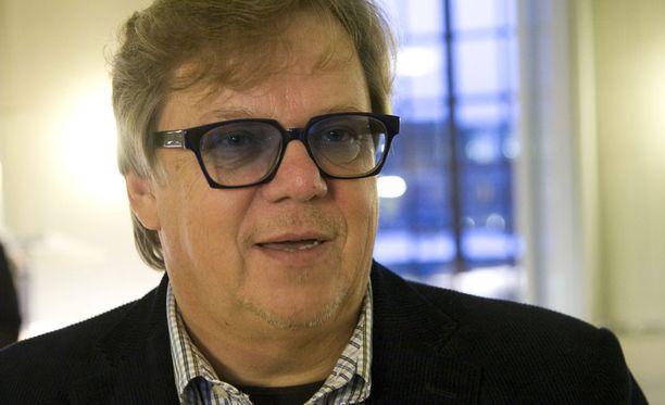 HYVÄSTIT – En ehtinyt jättää hänelle varsinaisia jäähyväisiä, taiteilija- ja poliitikkokollega Mikko Alatalo toteaa.