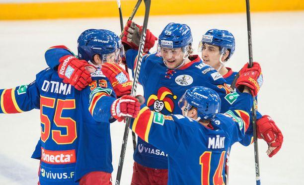 Jokerit saa vastaansa KHL:n kärkijengin.