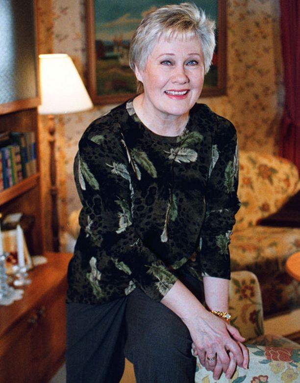 Maija-Liisa Peuhu ei ole katsonut sarjaa lähtönsä jälkeen.