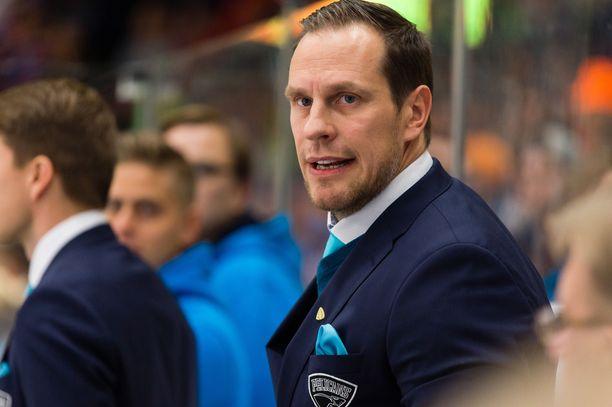 Ville Nieminen on nostanut Lahden Pelicansin SM-liigan kärkikahinoihin.