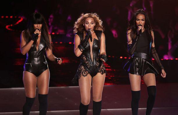 Destiny's Child tunnetaan esimerkiksi kappaleista Say My Name, Survivor ja Jumpin Jumpin.