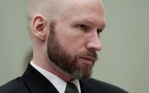 Anders Behring Breivik murhasi 77 ihmistä.