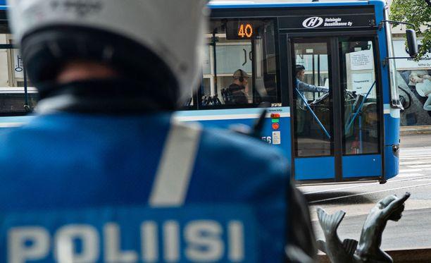 Helsingissä on ollut rauhatonta.