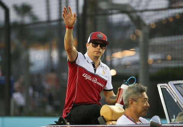 Kimi Räikkösestä tulee F1-historian ensimmäinen yli 40-vuotias kisakuski Brasilian päätöskisan 2012 jälkeen.