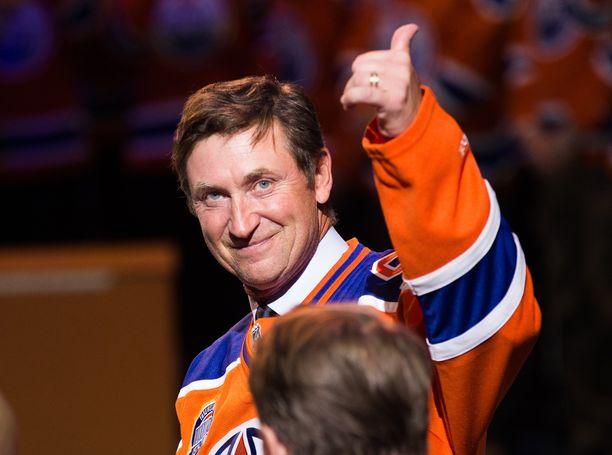 Wayne Gretzkyn omaisuutta varastettiin pelaajan isän asunnosta.