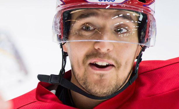 Matti Kuparinen pelasi edellisen kerran Ässissä kaudella 2009-2010.