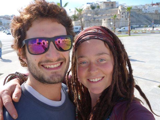 Luca Tacchetto, 30, ja Edith Blais, 34, ovat olleet jo yli kuukauden kateissa. Viimeinen havainto heistä on Burkina Fasosta 15. joulukuuta.