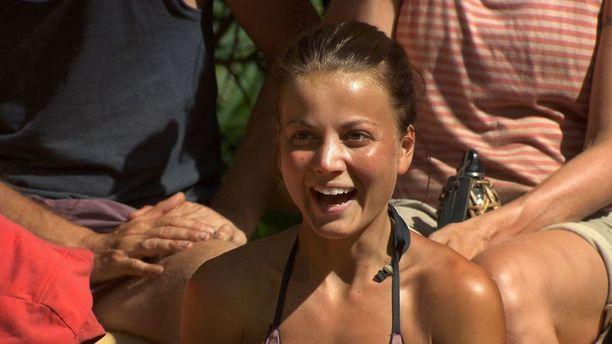 Janni Hussi on joutunut Selviytyjien aikana olemaan muiden kilpailijoiden tapaan vähällä ravinnolla.