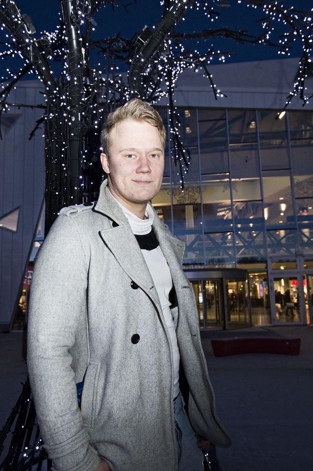 enontekiöläinen poromies Andte Gaup-Juuso voitti vuosi sitten Big Brotherin.