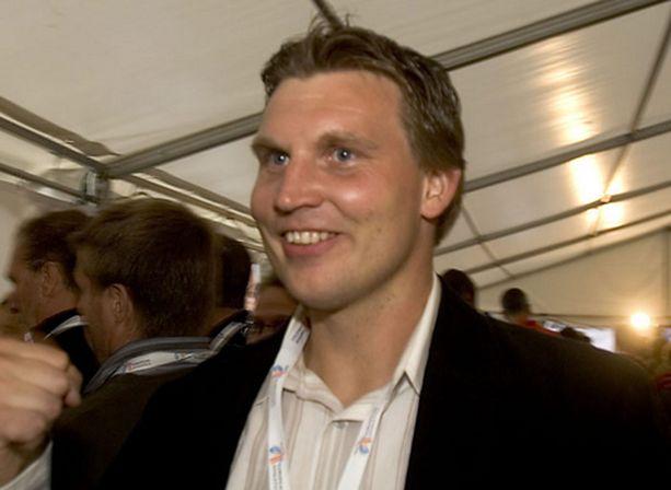 Aki Parviainen on seurannut yleisurheilua aktiiviuransa päättymisen jälkeenkin. Kuva Göteborgin EM-kisoista viime vuodelta.