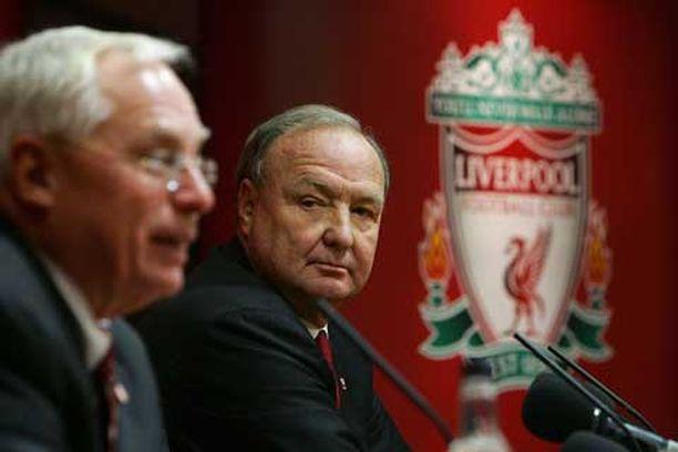 George Gillett ja Tom Hicks pääsivät sopimukseen Liverpoolin myynnistä.
