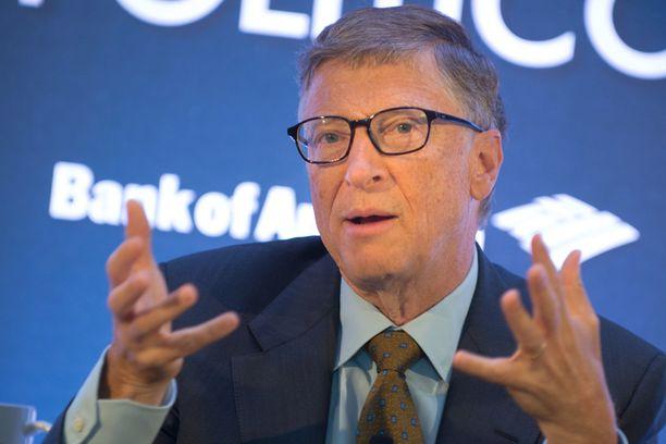 Microsoftin perustaja ja hallituksen puheenjohtaja Bill Gates oli myös aluksi Nokia-kauppaa vastaan.