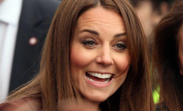 Kate Middleton ei oikeasti shoppaillut Espoossa.
