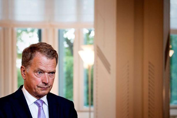 - Tapaamisessa Suomen tekemä päätös yhteisestä harjoittelusta ei herättänyt uusia kysymyksiä, kansliasta todetaan.