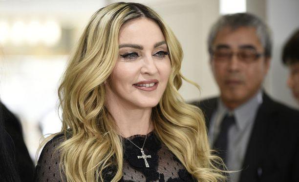 Madonna täyttää tänä vuonna 60 vuotta.