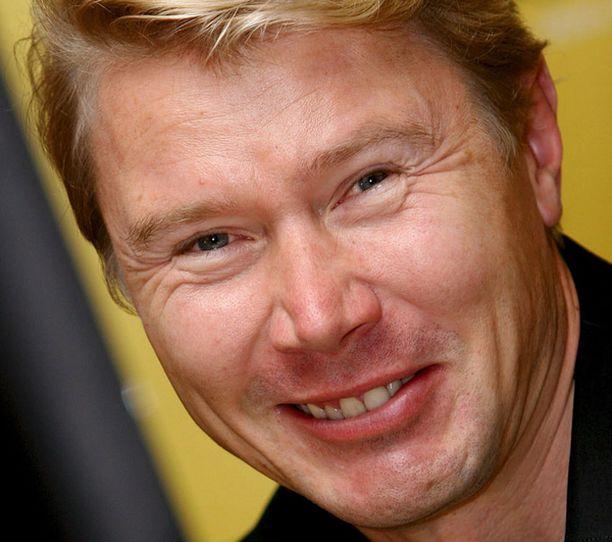 Mika Häkkinen lopetti aktiiviuransa 2001.