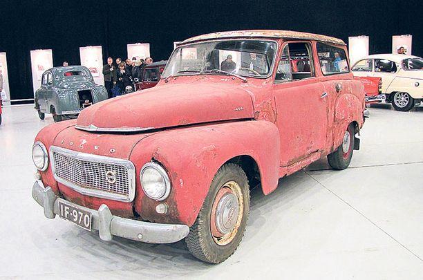 Wihuri tuunasi Volvo 444:stä omaperäisen 445-farmarin.