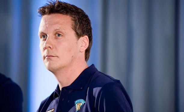 Lauri Marjamäki on vahvin ehdokas Jokerien ensi kauden valmentajaksi.