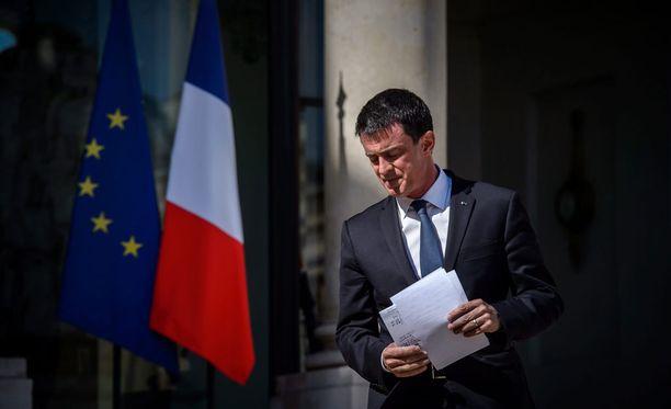 Pääministeri kommentoi Ranskan tilannetta Nizzan iskujen jälkeen.