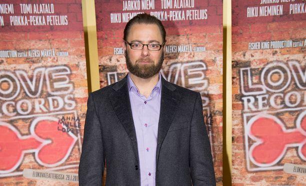 Aleksi Mäkelä ohjasi Fisher Kingin tuottaman Love Records -elokuvan.