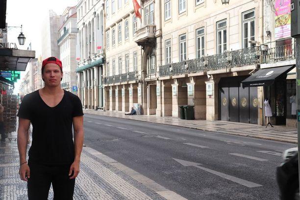 Sami Olavuo on saanut yönsä nukuttua paremmin Portugalissa.