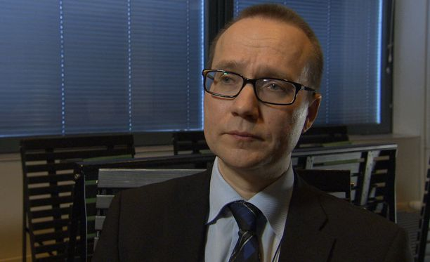 Pekka Vasara johtaa KRP:n rahanpesun selvittelykeskusta.