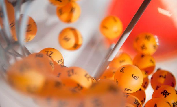 Lauantain lotossa potti osui Vantaalle.
