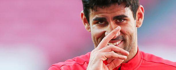 Diego Costa saa brassiyleisön vihat niskaansa MM-kisoissa.