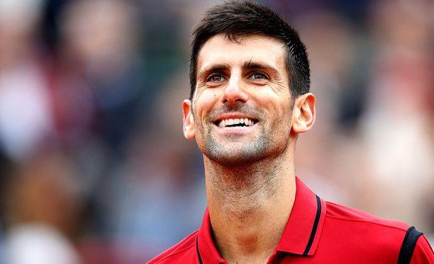 Novak Djokovic, 29, on viimein Ranskan avoimien voittaja.