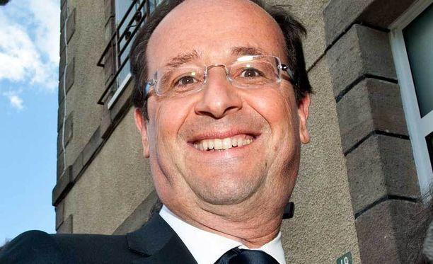 """""""Tavallinen"""" Francois Hollande nousee Ranskan presidentiksi. Kreikassa meni puoluekartta uusiksi protestivaaleissa."""
