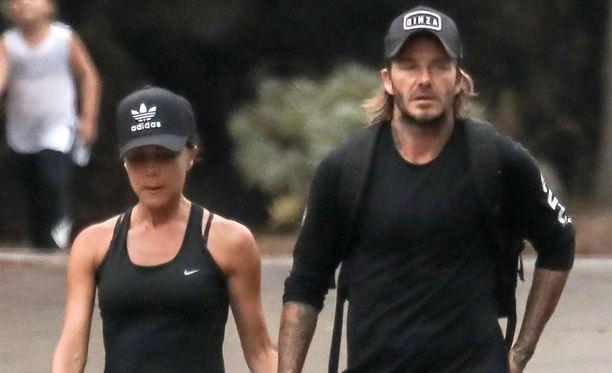 Victoria ja David Beckham ovat olleet naimisissa jo 18 vuotta.