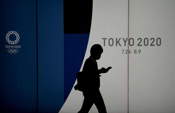 Tokion olympialaiset aiotaan järjestää normaalisti koronaviruspandemiasta huolimatta.